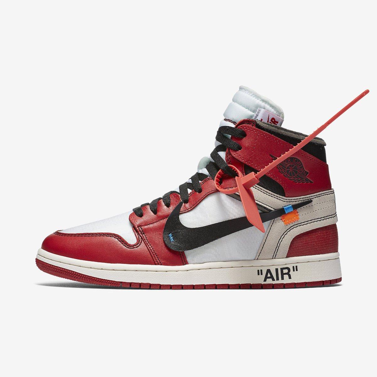Off White x Air Jordan 1 offic j23app