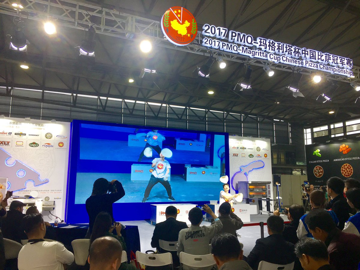 test Twitter Media - The 2017 Chinese Pizza Championship was a huge success, bringing together the best in the industry. 🍕  #FoodAndHotelChina #FHC #FHC2017 #Pizza https://t.co/wnVGNzENCL