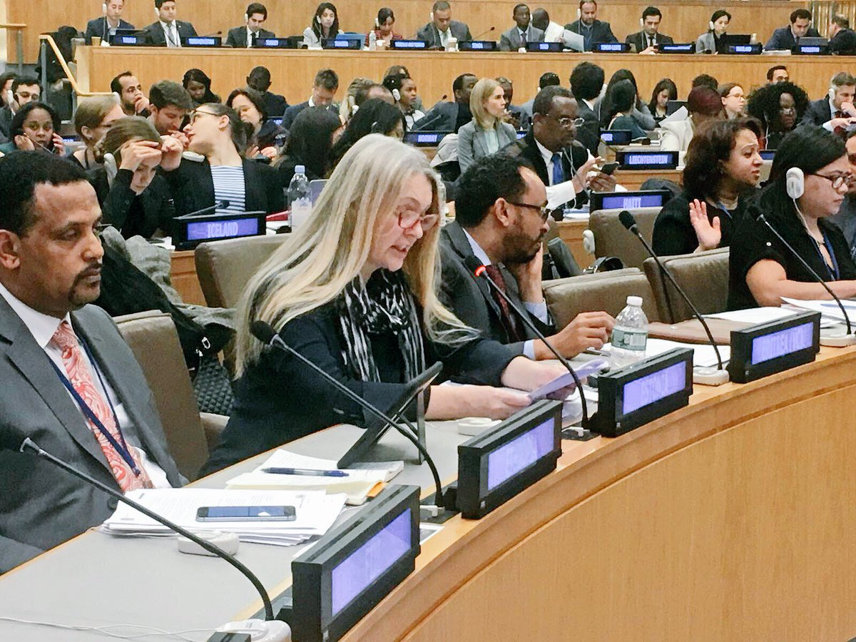 test Twitter Media - #UNGA EU-led Resolution L.38 on Freedom of Religion or Belief adopted by consensus in Third Committee #EU4humanrights https://t.co/bSb9S0V57k