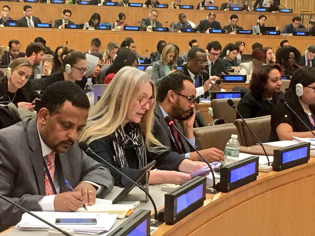 test Twitter Media - #EU presented #UNGA Resolution on freedom of #religion or belief in #Thirdcommittee, in line with long standing commitment to promote and protect this essential #humanright and eliminate discrimination https://t.co/qFztR48xwi
