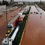 Greece: Deadly floods hit Mandra, Nea Peramos and Megara