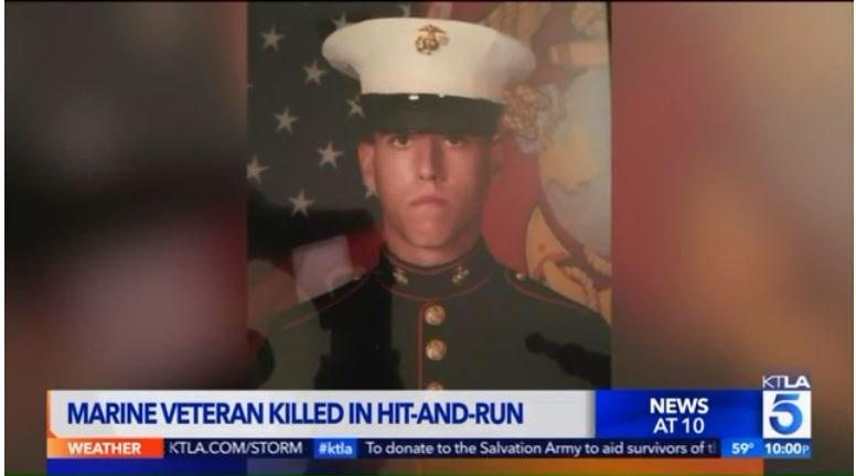 Oklahoma Marine killed in hit-and-run crash inCalifornia