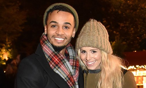 Why Christmas is extra special for Strictly's Aston Merrygold this year: