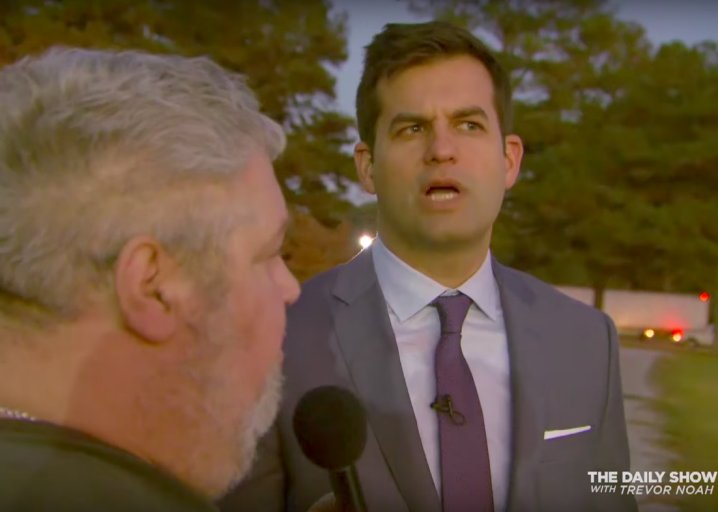 See how Alabamans are reacting to the Roy Moore allegations on The Daily Show: https://t.co/jSL9MdQXq5 https://t.co/c3eVWMXALQ