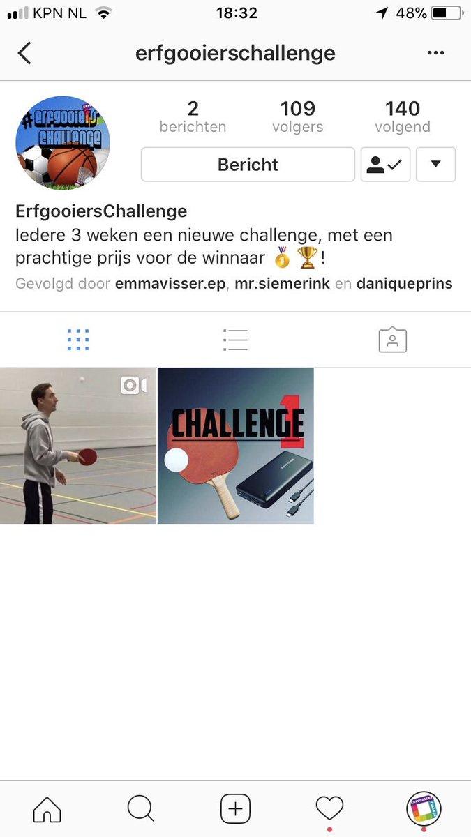 test Twitter Media - Volg @erfgooierschallenge op Instagram, doe de challenge en win een leuke prijs! #sportenisleuk #challenge #erfgooierscollege https://t.co/dDUBdC62xK