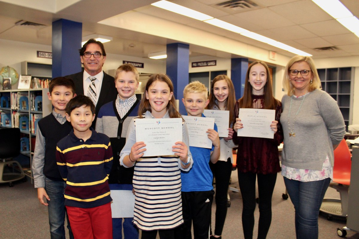 test Twitter Media - Board of Education recognizes and honors Character Counts! video/poster winners and 8th gr. volleyball champs! #d30learns https://t.co/wjOdD423uE https://t.co/NJuT1qVRbD