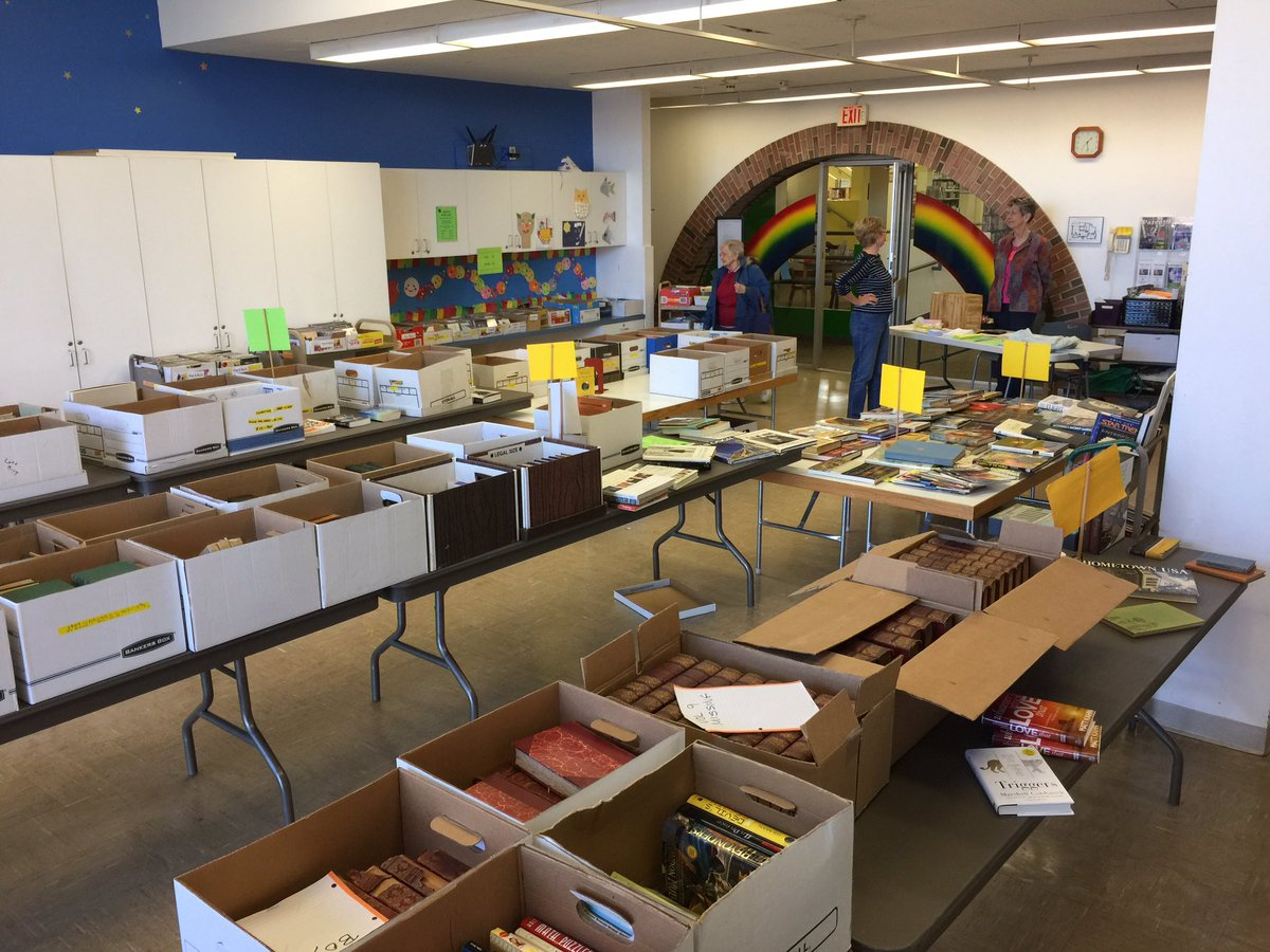 test Twitter Media - RT @RussellLib: This is the holiday Book Sale weekend at Russell Library! Come buy a book and support the library! https://t.co/bgQpdQklPP