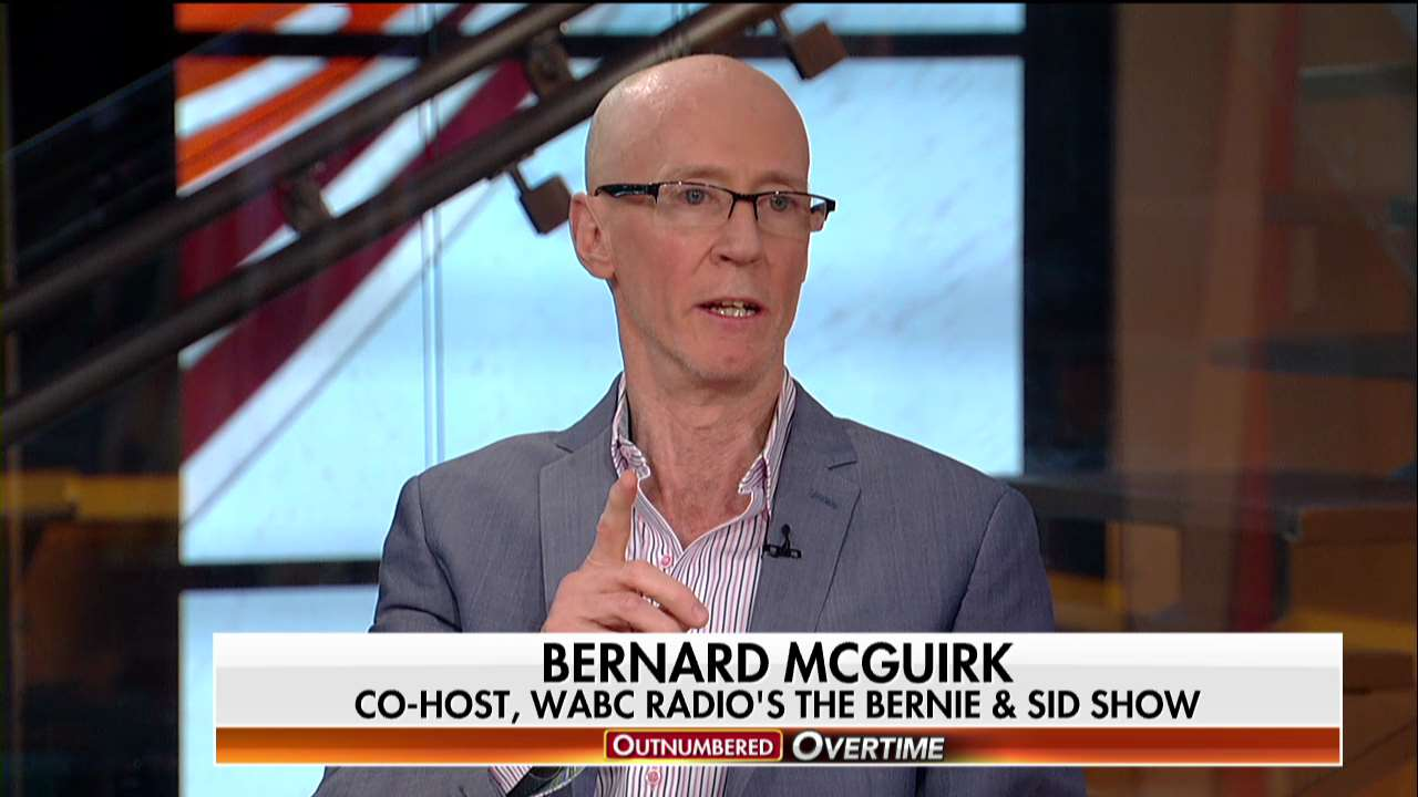 Bernard McGuirk: 'The liberals' definition of 'rich' is anybody who's not on food stamps.' #OutnumberedOT https://t.co/psj8DrQH6w