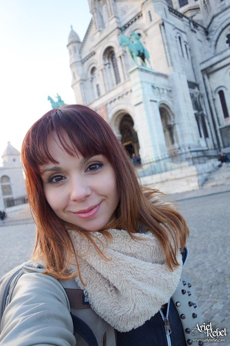 1 pic. ...that time in #Paris, #France *^_^* - more at https://t.co/uVetxALjn8 https://t.co/zTKsZr1O