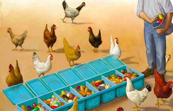 """test Twitter Media - Maryn McKenna's (@marynmck) book""""Big Chicken""""looks at poultry's effect on antibiotic resistance https://t.co/WIIb0qfS7Y (By @SteveMirsky) https://t.co/xfT67aVQy3"""