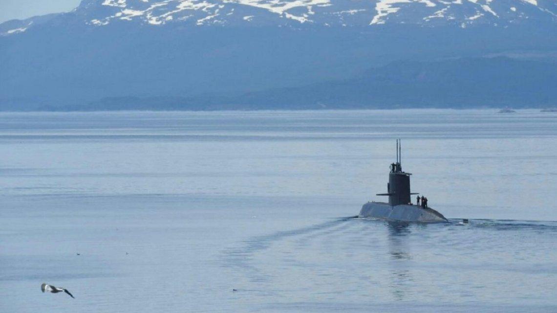 Un avión de la NASA participa de la búsqueda del submarino ARA San Juan