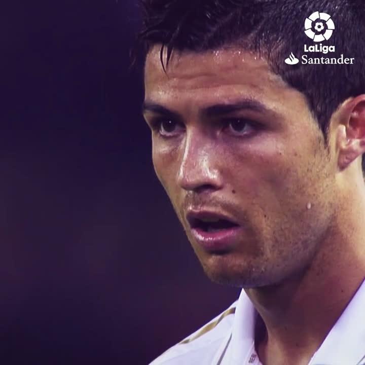 🚨 ALERTA 🚨🔥 ¡@Cristiano tiene un CAÑ💣N! 🔥#AtletiRealMadrid