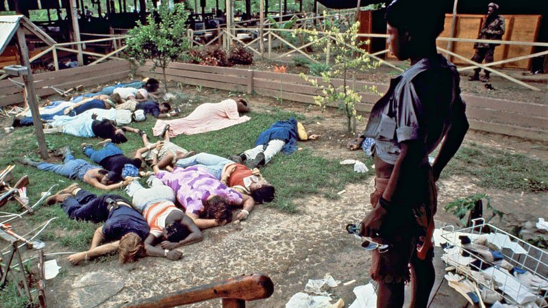13 things you should know about the Jonestown Massacre https://t.co/364eh0pU0i https://t.co/60XXcBnGOg