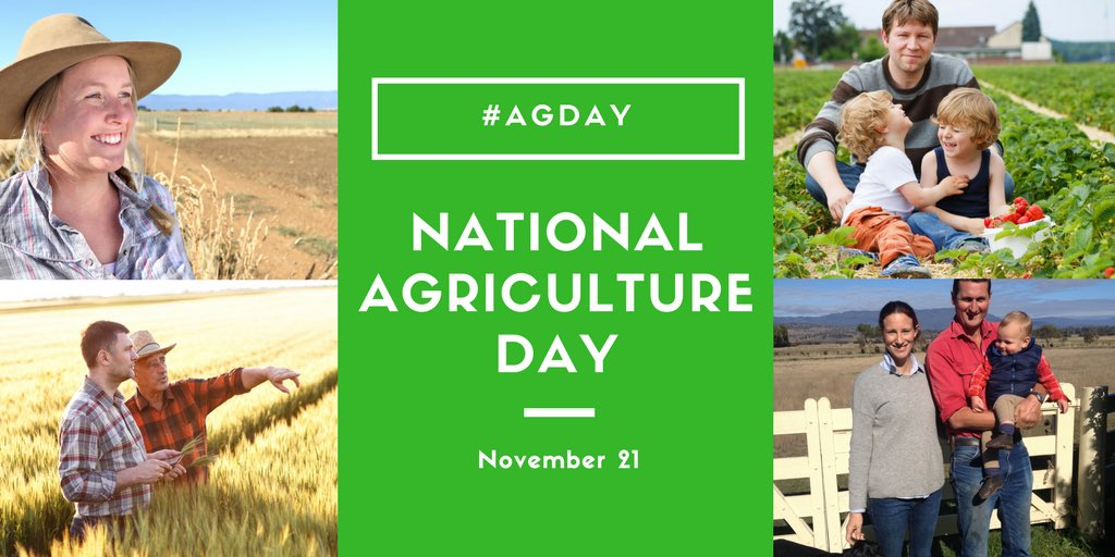 #AgDay What does it mean to you?...