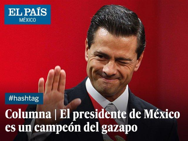 '@EPN es una verdadera vergüenza para quienes depositaron en él su fe política' https://t.co/MBZrpHLDwZ https://t.co/8y2NE1JhZy