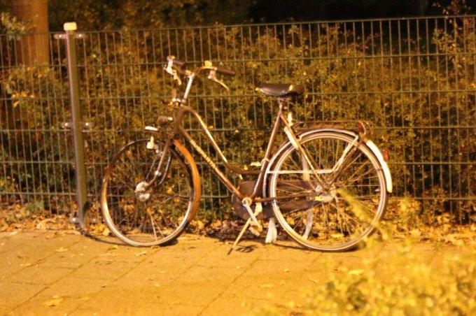 Monster Melding autobrand aan de Rijnweg betrof een fiets. Klein klusje voor de brandweer. https://t.co/gxEKcgg2ux