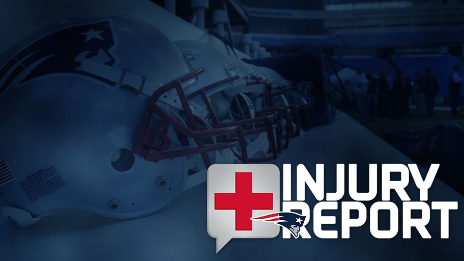 #Patriots Friday injury report and game statuses: https://t.co/AFeIE3SEek https://t.co/0VDHcYrDxS