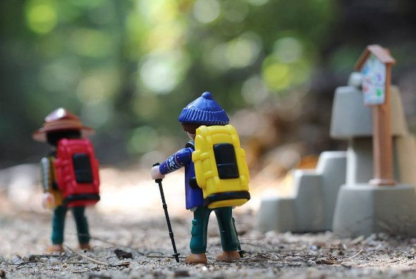 RT @PlaymobilUSA: Take a hike! It's #NationalTakeaHikeDay  Photo Credit: https://t.co/isG9Nuaimv https://t.co/jXUQwnaqYF