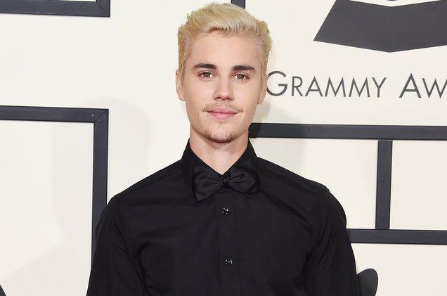 Justin Bieber won his first-ever Latin Grammy last night!