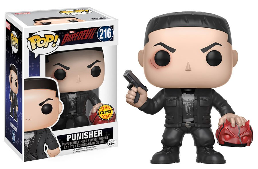 RT @OriginalFunko: RT & follow @OriginalFunko for the chance to win a CHASE The Punisher Pop! #ThePunisher https://t.co/LwBM7fHq1A