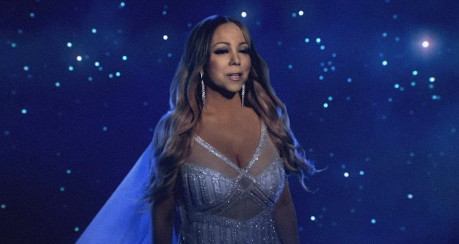 Watch Mariah Carey's new video for her seasonal ballad 'The Star' https://t.co/xMsuGL4e7m https://t.co/78LHBu1Z2a