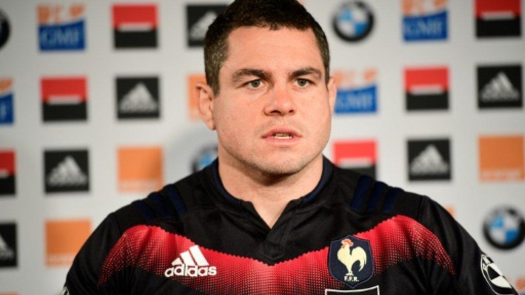 Summer blues firing France against Springboks, says Guirado