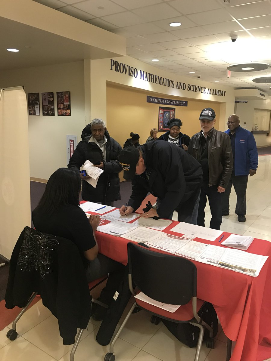test Twitter Media - We are learning a ton of information from Berenice Martinez of @ILAttyGeneral Office about data breaches and scams.  We are at the Proviso Math and Science Academy until 8:30pm.  Join us! https://t.co/JNSAvAZjgU