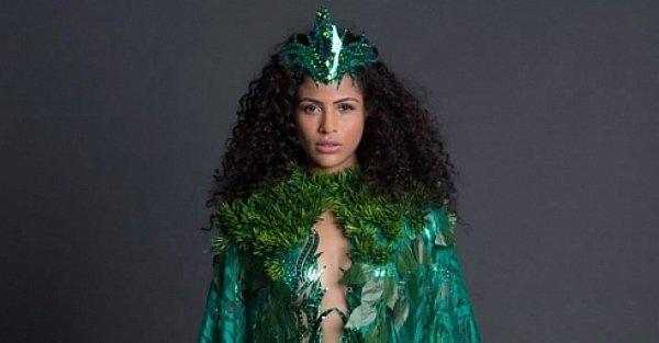 Figurino de brasileira no Miss Universo irá chamar atenção para a degradação da Amazônia