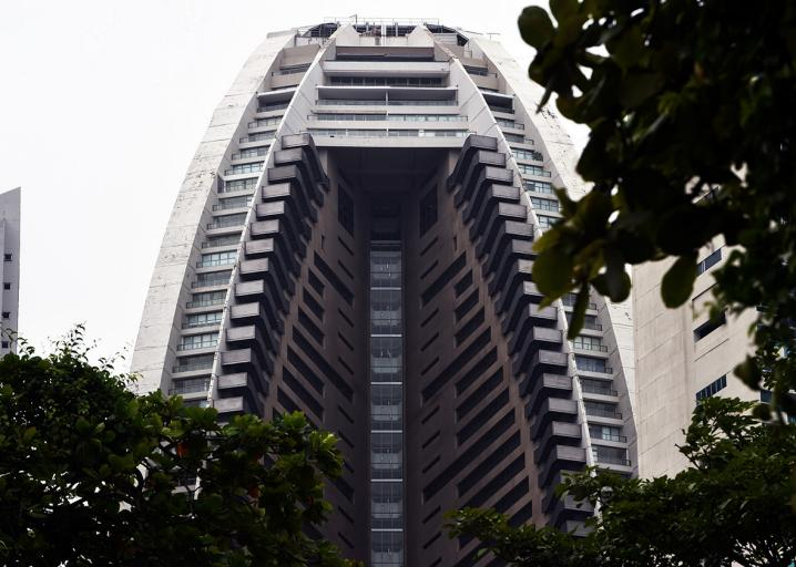 Investors in the Panama Trump Tower included a notorious criminal who laundered drug money: https://t.co/BGsT9ljcWL https://t.co/r5mIoLJaFl