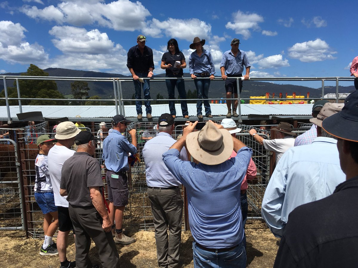 The @RobertsRural team take the helm of the...