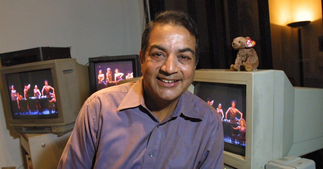 Girish Bhargava, Film Editor Who Captured Dance, Dies at 76