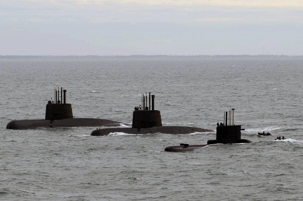 Argentina busca un submarino que se perdió con 44 tripulantes a bordo.