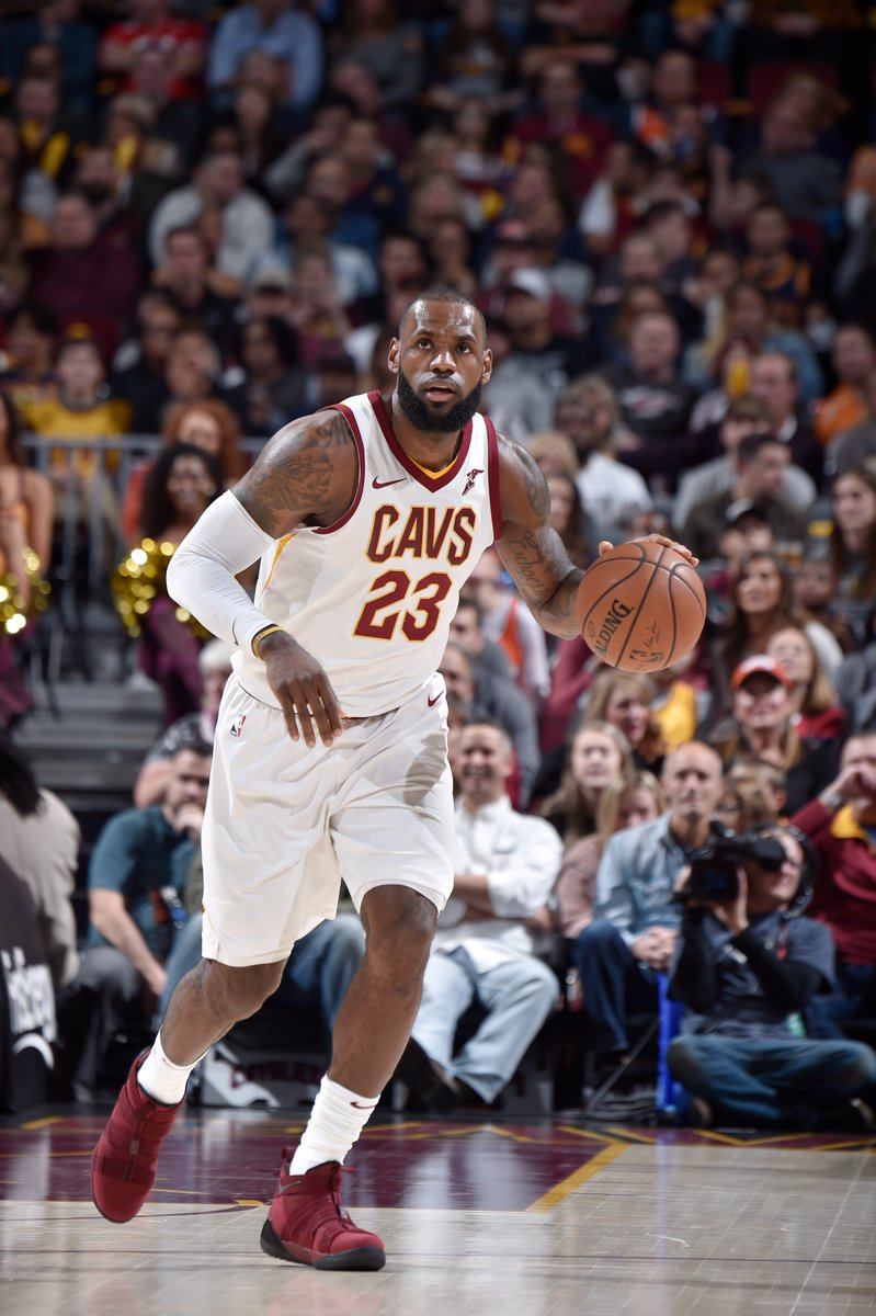 NBA cavs