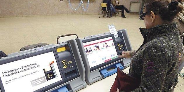 El Conicet recomendó no avanzar con el voto electrónico