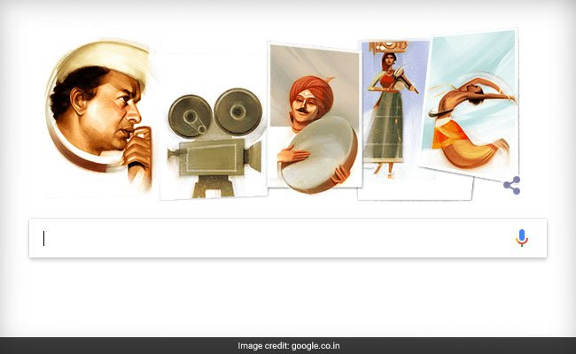 .@Google remembers legendary filmmaker V Shantaram on his 116th birth anniversary