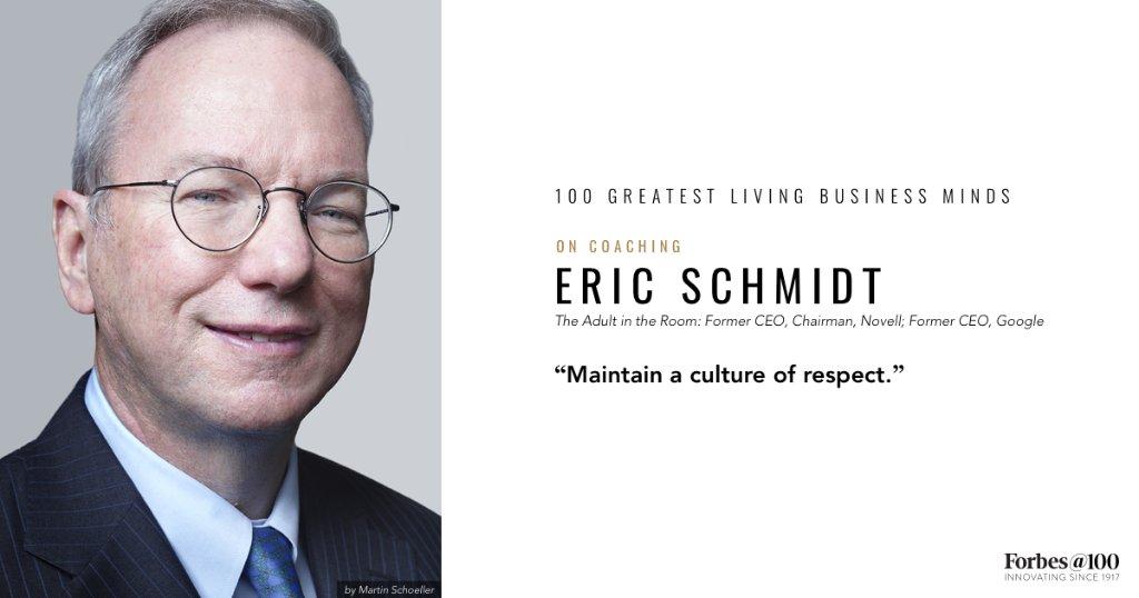 test Twitter Media - .@ericschmidt, one of the 100 Greatest Living Business Minds: https://t.co/VZp7uTfm2V https://t.co/ZoqoSepLtQ