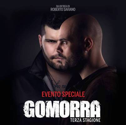 #Gomorra3