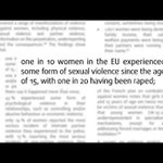 EU rights agency highlights persistent violence against women