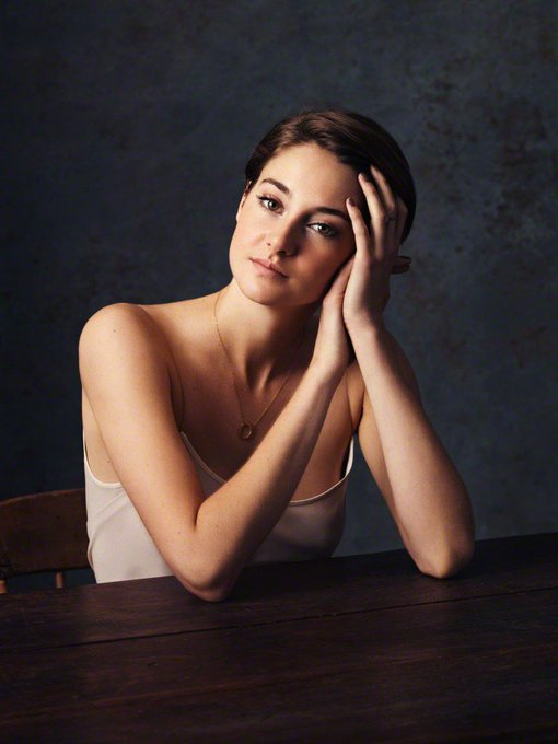 Happy 26th Birthday to Shailene Woodley