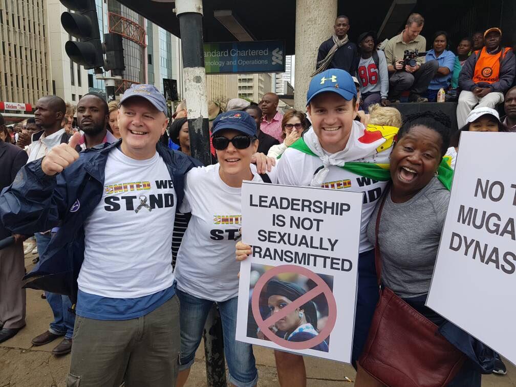 TrevorNcube zimbabwe