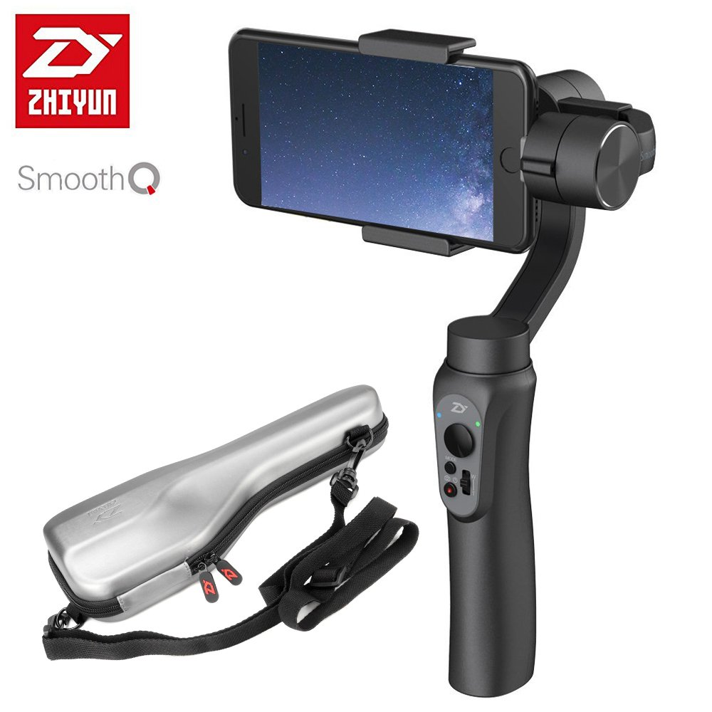 #hashtag2 Zhiyun Smooth Q Handheld 3-Axis Gimbal Stabilizer 2000mAh Battery f...