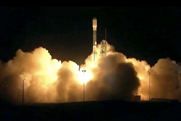 @BroadcastImagem: Nasa lança satélite meteorológico de nova geração para melhorar previsões. Nasa/AP