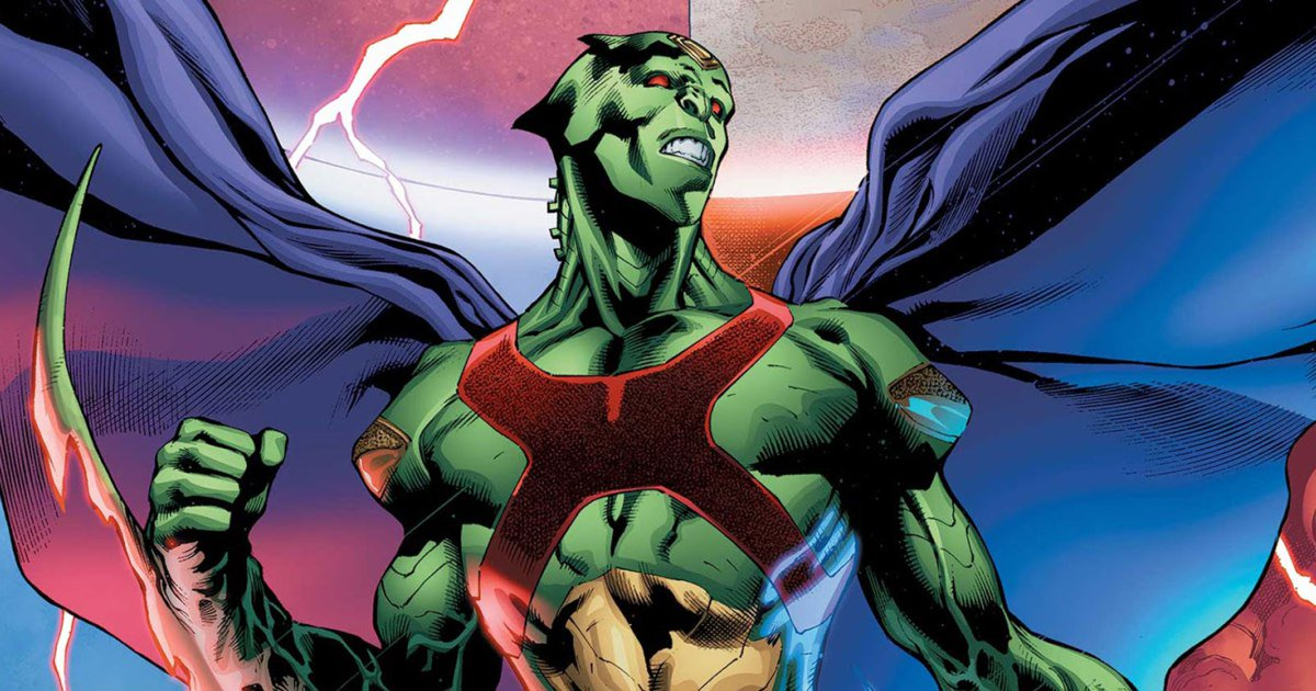 10 DC heroes who should've been in JusticeLeague: