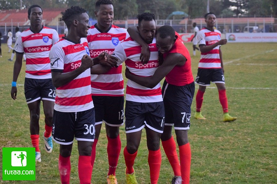 AFC Leopards whip sorry Muhoroni in Mumias