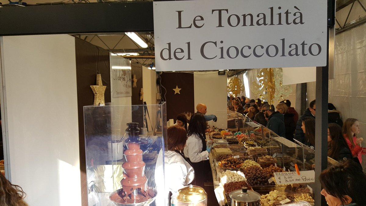 #Cioccoshow