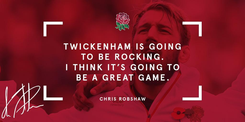 test Twitter Media - #ENGvAUS | @ChrisRobshaw on why he's looking forward to renewing an intense rivalry at Twickenham today: https://t.co/bBeKpnsgQ7 https://t.co/gCCuvIfVGf
