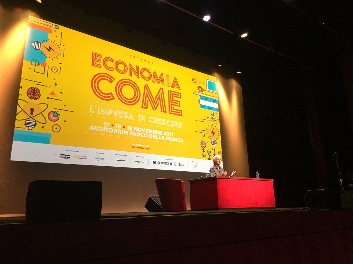 #EconomiaCome