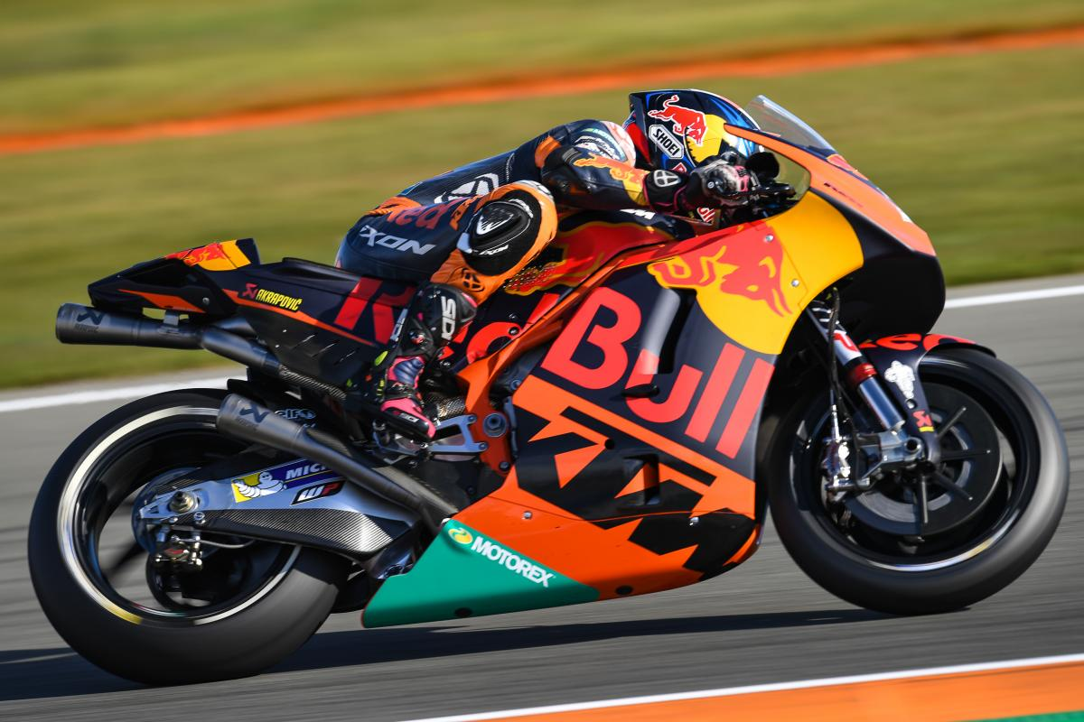 "test Twitter Media - ""The progress is amazing and the promise is huge"" - @KTM_Racing anticipating big things in 2018!  #2018StartsNow 