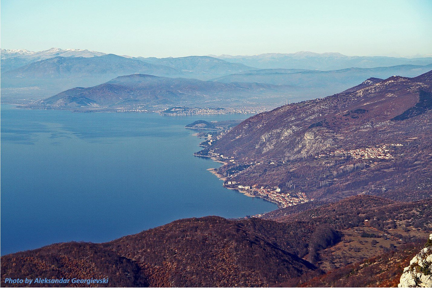 "New @IUCN 2017 report says #Macedonia at #Ohrid ""showing the lack of understanding of the meaning of World Heritage protection and appreciation for natural and cultural values this site possesses."" https://t.co/H4feemcqTJ"