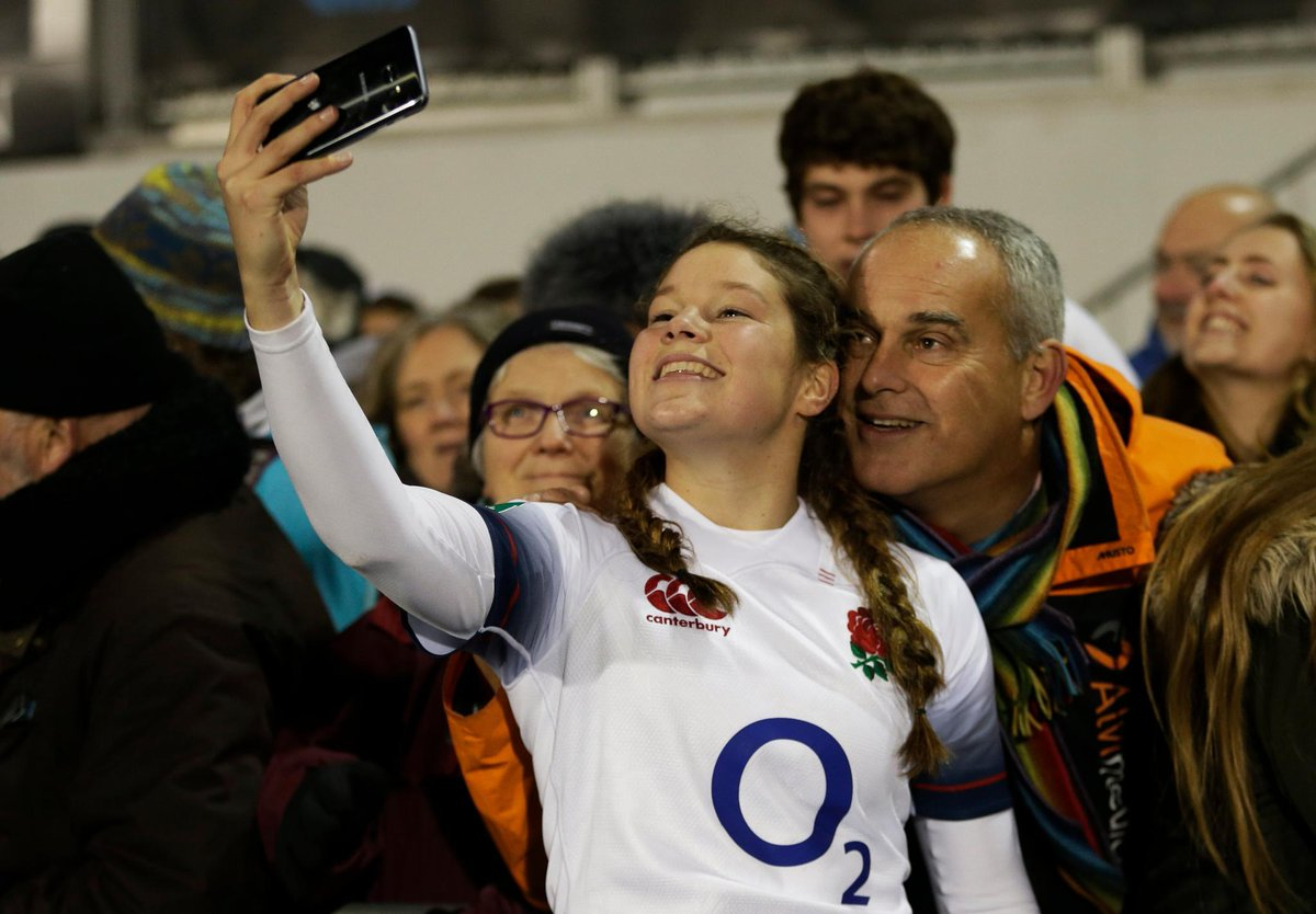 test Twitter Media - 6 tries on your international debut 🙌  All in an evening's work for 20-year-old #RedRoses starlet @jessbreach: https://t.co/jmKLXWTjYr https://t.co/VhRasfDHFq